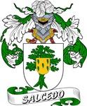Salcedo Family Crest / Salcedo Coat of Arms