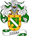 Serna Family Crest / Serna Coat of Arms