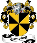 Campbell Family Crest, Coat of Arms