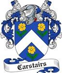 Carstairs Family Crest, Coat of Arms