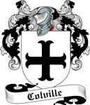 Colville Family Crest, Coat of Arms