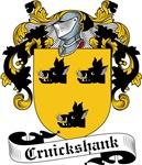 Cruickshank Family Crest, Coat of Arms