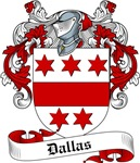 Dallas Family Crest, Coat of Arms