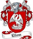 Ellem Family Crest, Coat of Arms