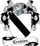 Erskine Family Crest, Coat of Arms