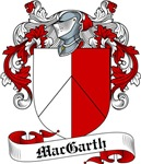 MacGarth Family Crest, Coat of Arms