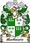 MacGuarie Family Crest, Coat of Arms