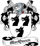 MacQueen Family Crest, Coat of Arms