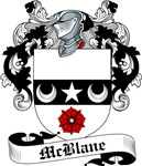 McBlane Family Crest, Coat of Arms