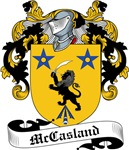 McCasland Family Crest, Coat of Arms