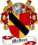 McIver Family Crest, Coat of Arms