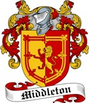 Middleton Family Crest, Coat of Arms