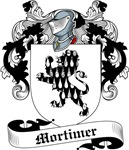 Mortimer Family Crest, Coat of Arms