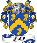 Philip Family Crest, Coat of Arms