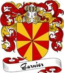 Garnier Family Crest, Coat of Arms
