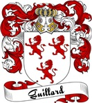 Guillard Family Crest, Coat of Arms