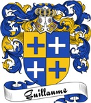 Guillaume Family Crest, Coat of Arms