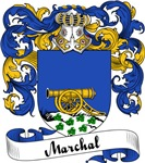Marchal Family Crest, Coat of Arms