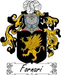 Fornari Family Crest, Coat of Arms