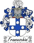 Franceschini Family Crest, Coat of Arms
