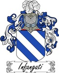 Infangati Family Crest, Coat of Arms