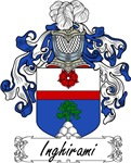 Inghirami Family Crest, Coat of Arms