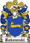 Bakowski Family Crest, Coat of Arms