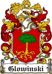 Glowinski Family Crest, Coat of Arms