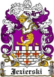 Jezierski Family Crest, Coat of Arms