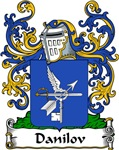 Danilov Family Crest, Coat of Arms