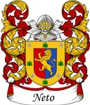 Neto Family Crest, Coat of Arms