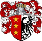 Bierens Family Crest, Coat of Arms