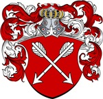Bolten Family Crest, Coat of Arms