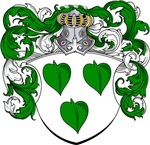 Brasser Family Crest, Coat of Arms