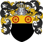 Buser Family Crest, Coat of Arms