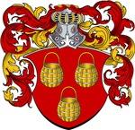 Putman Family Crest, Coat of Arms