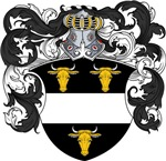 Roelandt Family Crest, Coat of Arms