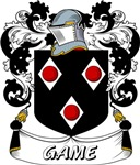 Game Coat of Arms, Family Crest