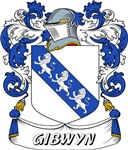 Gibwyn Coat of Arms, Family Crest