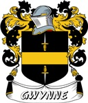 Gwynne Coat of Arms, Family Crest