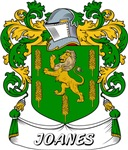 Joanes Coat of Arms, Family Crest