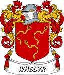 Whelyr Coat of Arms, Family Crest