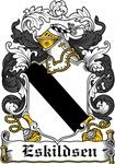 Eskildsen Coat of Arms, Family Crest