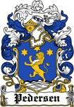 Pedersen Coat of Arms, Family Crest