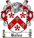 Bates Coat of Arms, Family Crest