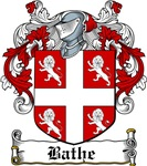 Bathe Coat of Arms, Family Crest