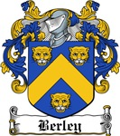 Berley Coat of Arms, Family Crest