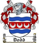 Dodd Coat of Arms, Family Crest