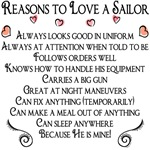Reasons to love a Sailor