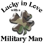 Lucky in Love with a Military Man